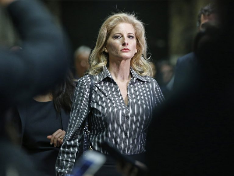 A New York Supreme Court Judge ruled a defamation lawsuit filed by Summer Zervos can proceed.