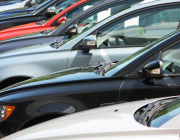 Row of cars (Big Stock photo)