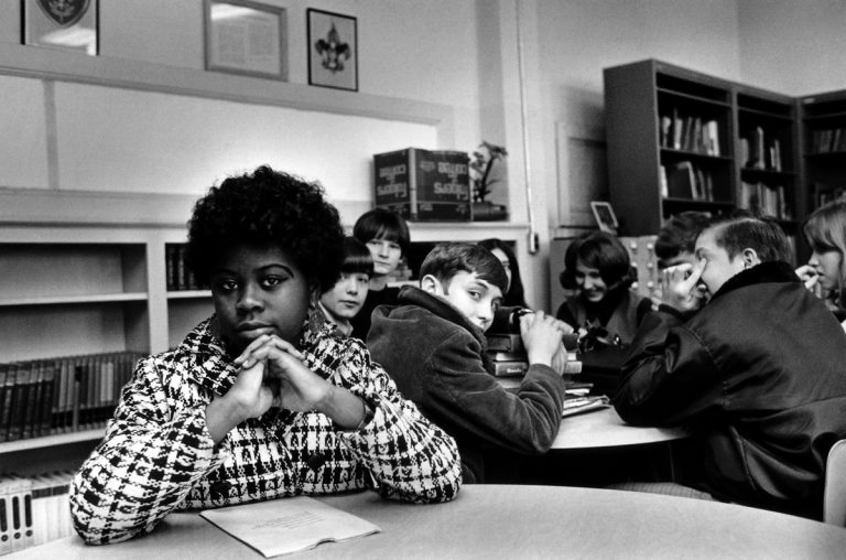 This undated file photo, location unknown, shows Linda Brown Smith. Smith was a third grader when her father started a class-action suit in 1951 of the Brown v. Board of Education of Topeka, Kansas, which led to the U.S. Supreme Court's 1954 landmark decision against school segregation. (AP Photo, File)