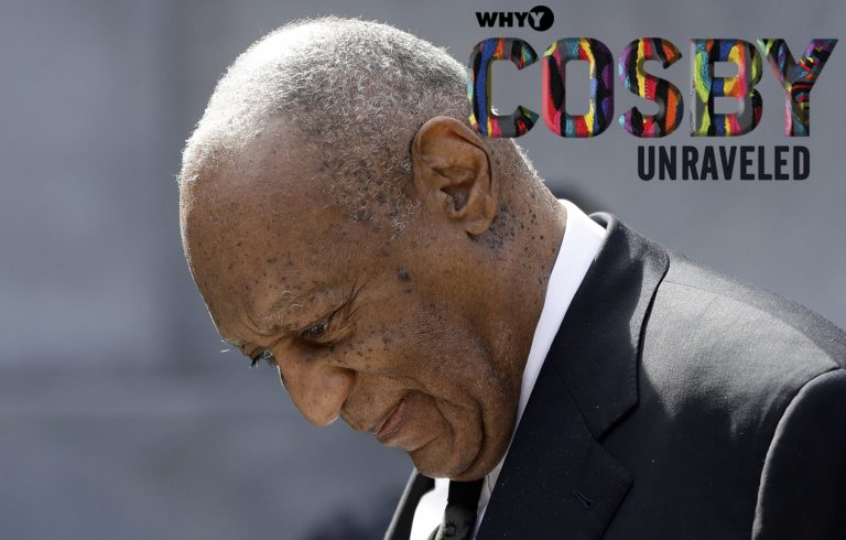 Bill Cosby departs a pretrial hearing in his sexual assault case at the Montgomery County Courthouse, Tuesday, March 6, 2018, in Norristown, Pa.