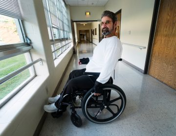 Francis Brauner was instrumental in helping launch a class-action lawsuit on behalf of current inmates at Louisiana's Angola prison, suing for care that allegedly caused them