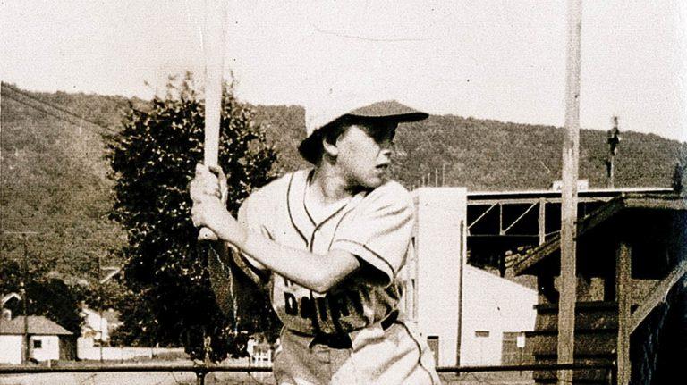 A 1950 photo of Kay (aka