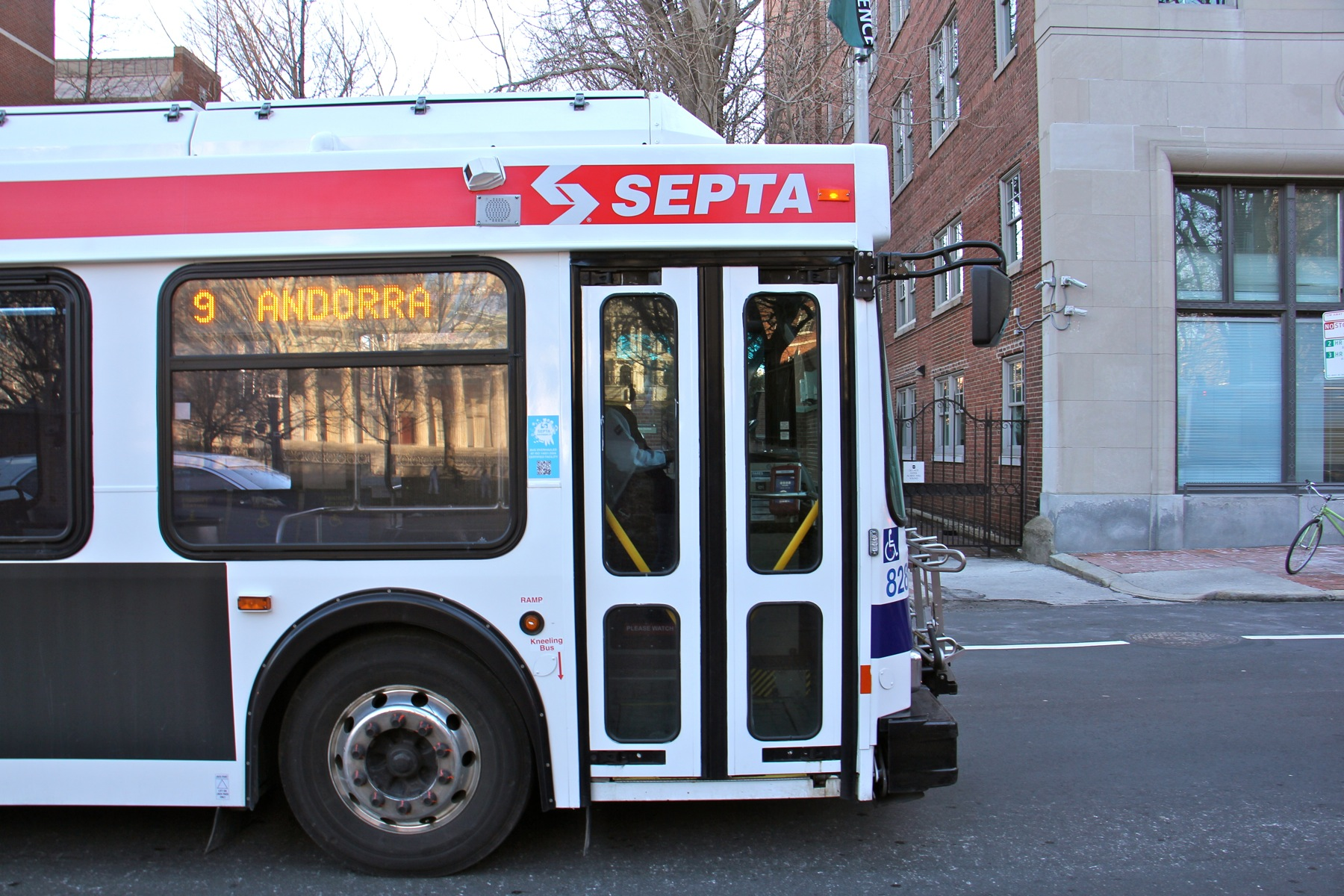 Why The 9 Bus Is Actually Philly S Worst Route Whyy