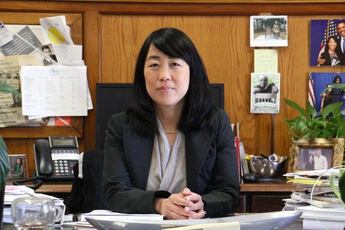 City Councilwoman Helen Gym