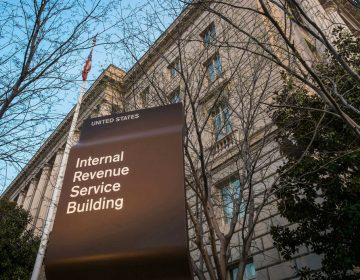 FILE - This April 13, 2014, file photo shows the Internal Revenue Service (IRS) headquarters building in Washington. (AP Photo/J. David Ake, File)