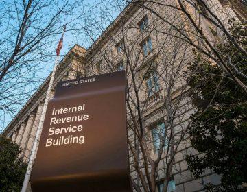 FILE - This April 13, 2014, file photo shows the Internal Revenue Service (IRS) headquarters building in Washington. (AP Photo/J. David Ake, File)