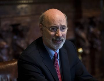 Pennsylvania Gov. Tom Wolf intends to sign an updated law that covers a flaw in the a statute on sex offenders. (Matt Rourke/AP Photo)