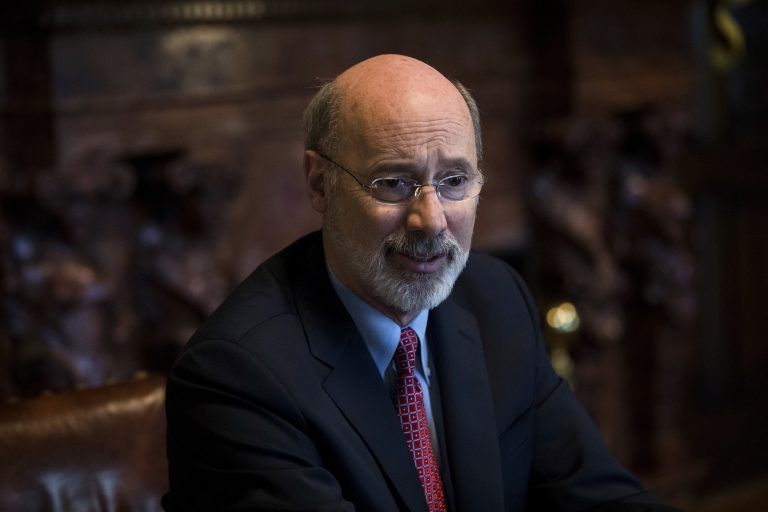 Pennsylvania Gov. Tom Wolf (Matt Rourke/AP Photo)