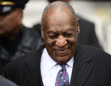 Bill Cosby arrives for his sexual assault trial at the Montgomery County Courthouse, Monday, April 9, 2018, in Norristown, Pa. (Corey Perrine/AP Photo)