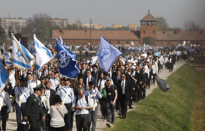 People take part in the annual