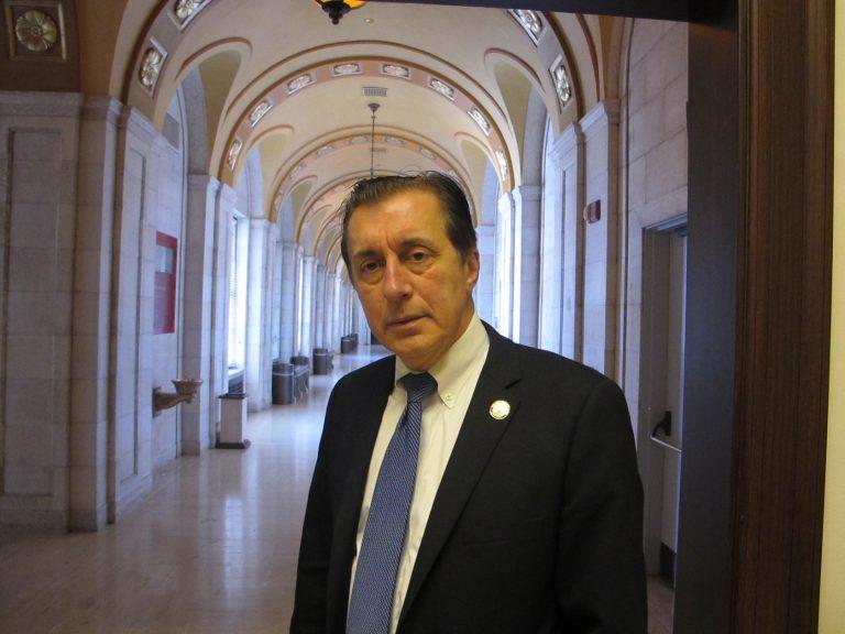 Assemblyman John Burzichelli (Phil Gregory/WHYY)