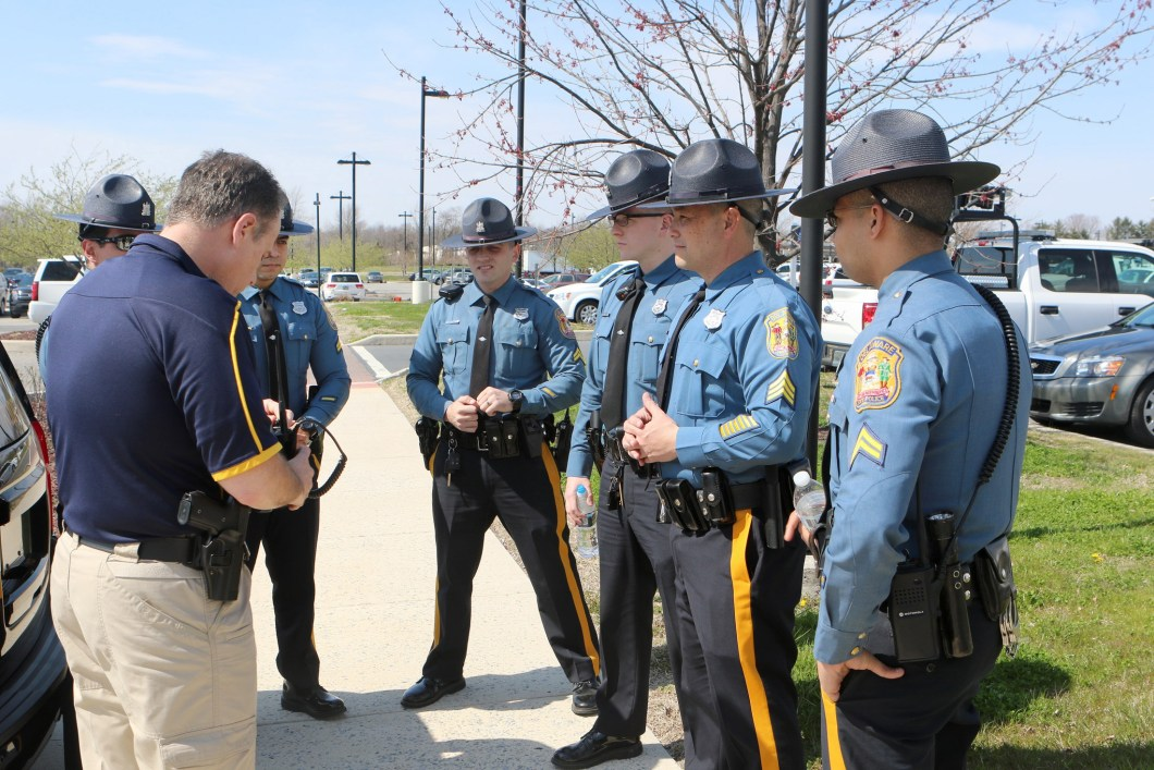 Delaware State Police cracking down on distracted driving - WHYY