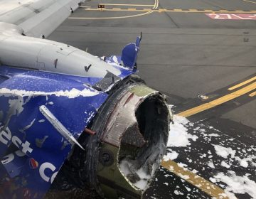 Southwest Airlines flight made an emergency landing in Philadelphia.