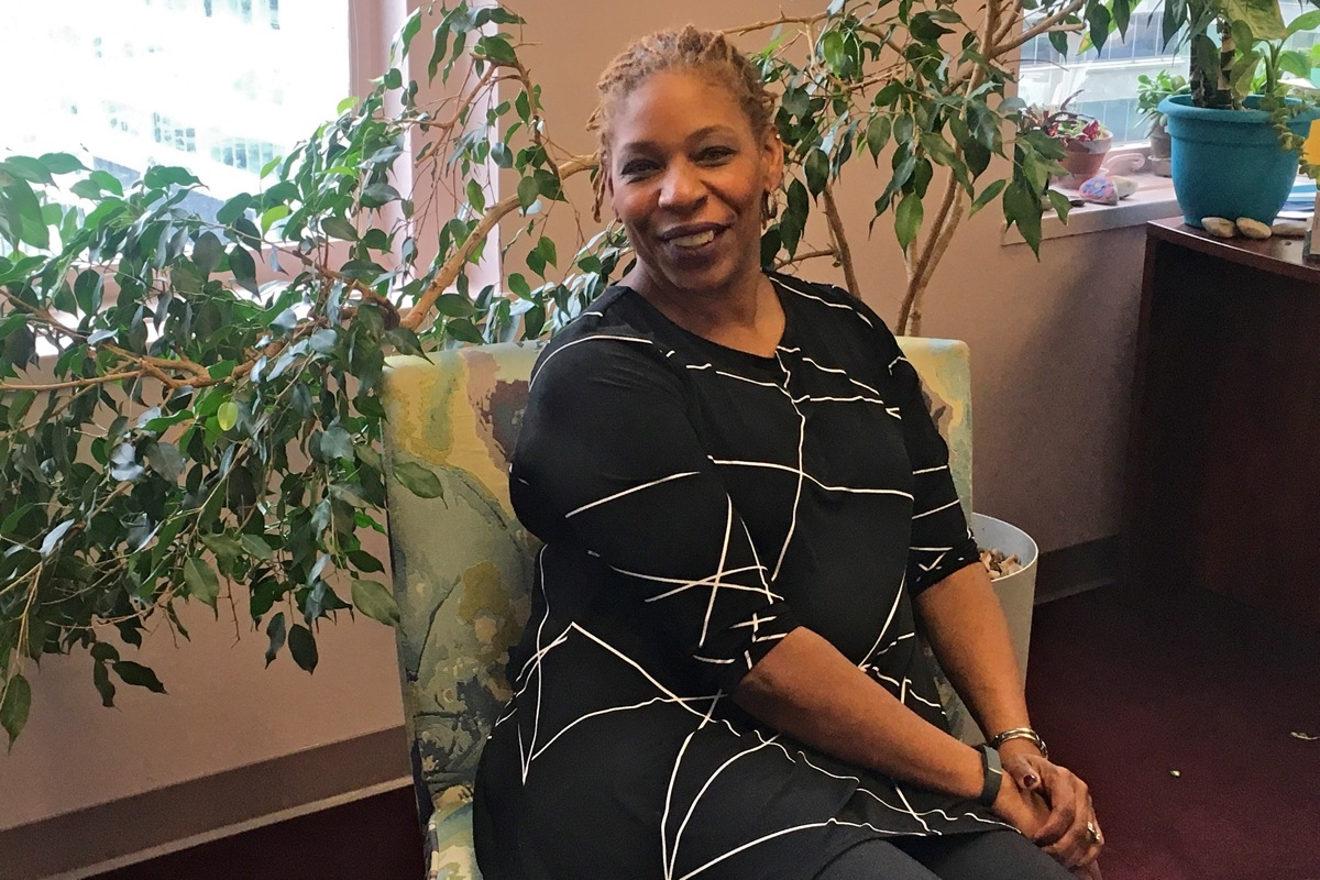 Dr. Monique Howard is the executive director of Women Organized Against Rape (WOAR) in Philadelphia. She said that WOAR is currently focusing its efforts on mobilizing the city around sexual assault and making it safer.