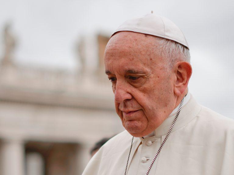 Pope Francis (Andrew Medichini/AP)
