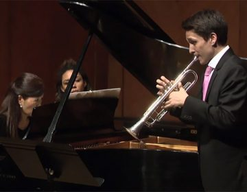 Trumpeter Noah Dugan