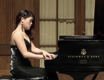 Pianist Yijia Wang