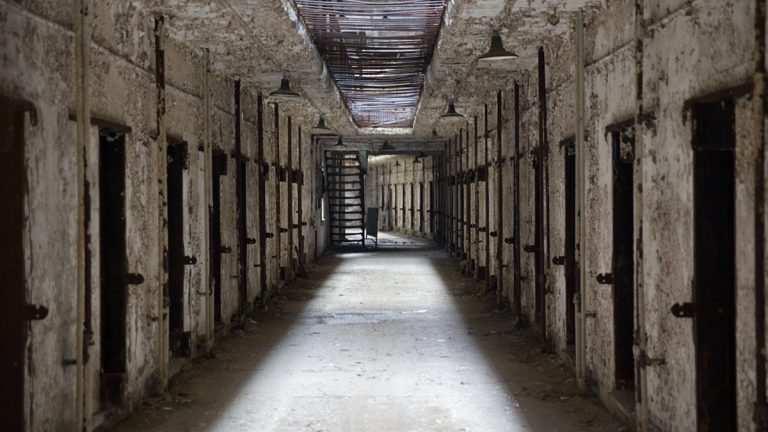 Inmates at Eastern State Penitentiary were expected to serve their time in solitude, but they found ways to communicate, and some even fell in love.