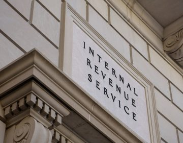 A view of the Internal Revenue Service's headquarters on March 24, 2016, in Washington, D.C. (Brendan Smialowski/AFP/Getty Images)