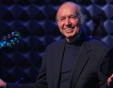 Bob Dorough performing at Joe's Pub in New York on March 9, 2014. (Kevin Yatarola/Getty Images)