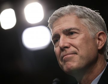 President Trump has hailed his appointment of NeilGorsuch to the Supreme Court, but Gorsuch sided against the administration Tuesday in an immigration case