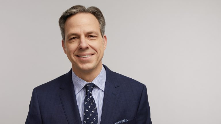 Jake Tapper is CNN's chief Washington correspondent and the host of The Lead and State of the Union. His novel, The Hellfire Club, is set in 1954 Washington, D.C. (Corey Nickols/Getty Images for Pizza Hut)