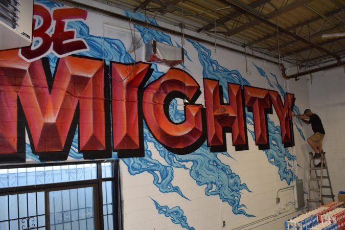 The Mighty Mug Warehouse, Rahway, New Jersey. (Image courtesy of Glossblack)