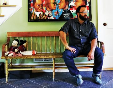 Kevin Young's 2012 essay collection The Grey Album: On The Blackness Of Blackness was a finalist for the National Book Critics Circle Award. (Melanie Dunea/CPi)