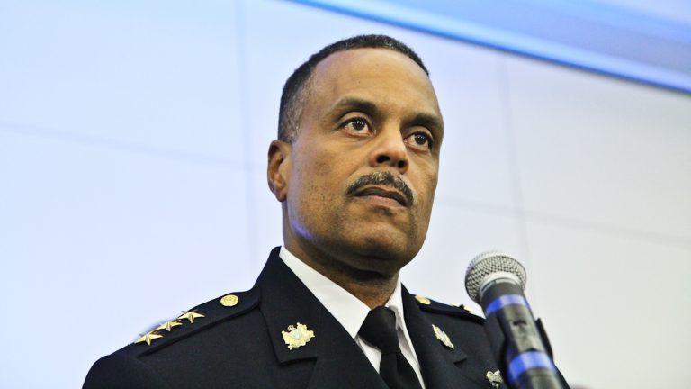 Philadelphia Police Commissioner Richard Ross (Kimberly Paynter/WHYY)