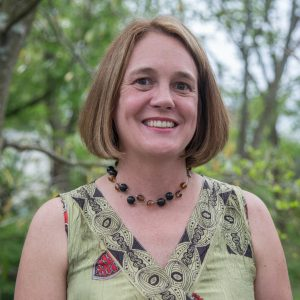 Ashley Lunkenheimer is running for the new PA 5th District congressional seat.