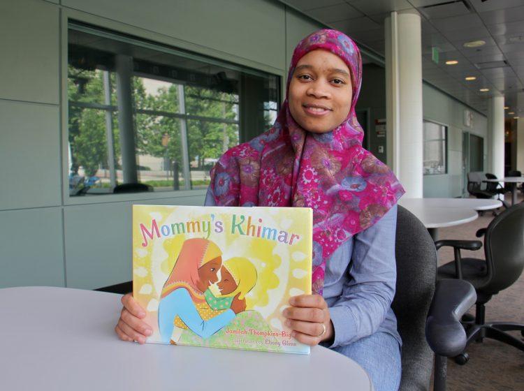 Jamilah Thompkins-Bigelow has written the picture book