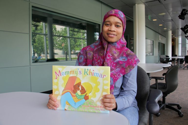 Jamilah Thompkins-Bigelow has written the picture book