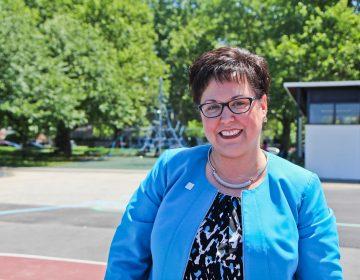 Kathryn Ott Lovell is Commissioner of Philadelphia's Parks & Recreation. (Kimberly Paynter/WHYY)