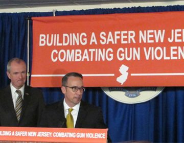 New Jersey Gov. Phil Murphy appoints Bill Castner as his senior adviser on firearms. (Phil Gregory/WHYY)