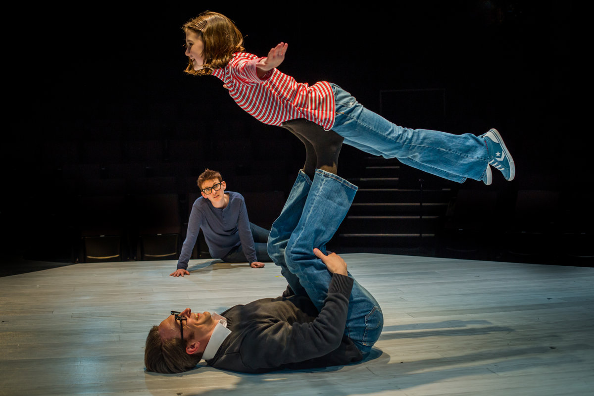 The unleashed power of a personal story: 'Fun Home' at Arden