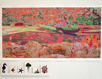 Maria Dumlao's print