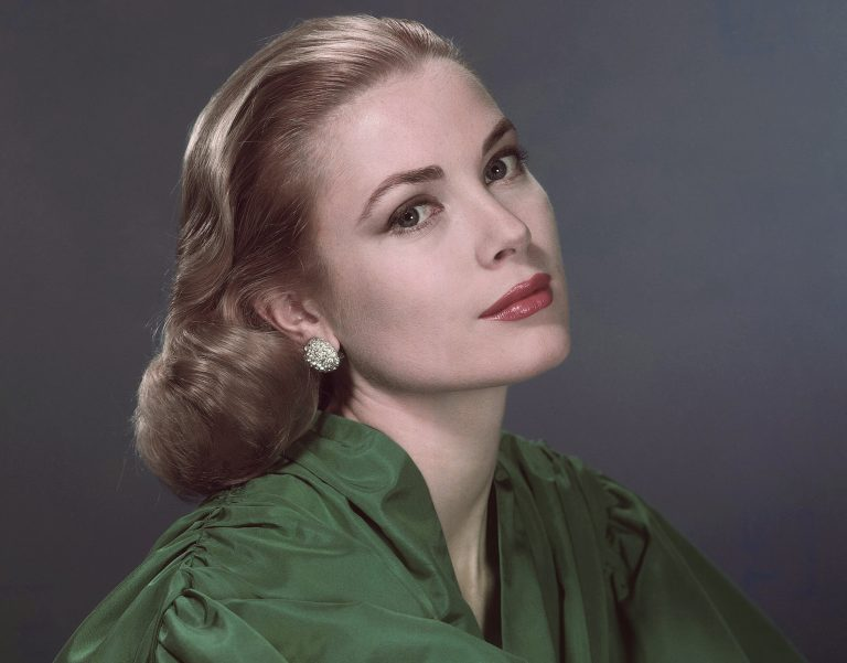 This undated file photo shows Grace Kelly whose childhood home in Philadelphia has been restored (AP Photo, file)