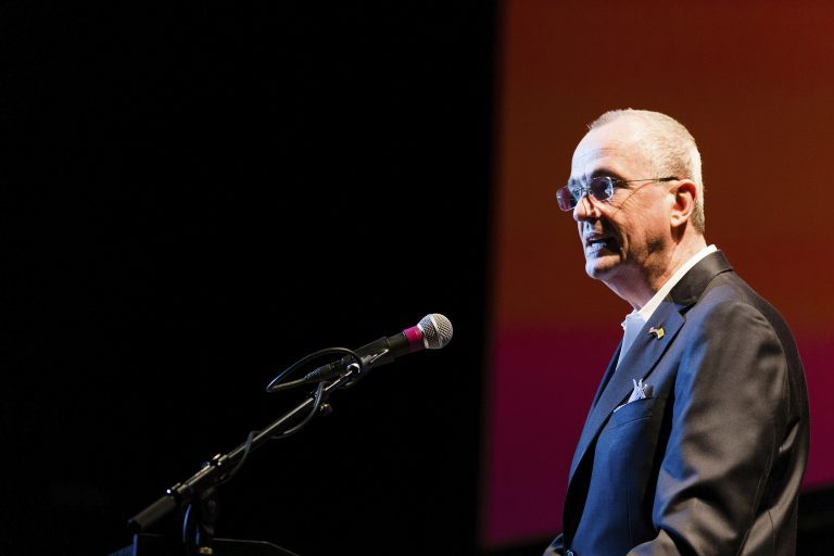 New Jersey Gov. Phil Murphy announced that three high schools will offer P-Tech STEM programs in the fall. (Michael Zorn/Invision/AP)