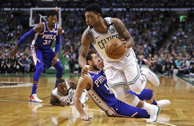 Philadelphia 76ers season ends with loss to Boston in Game 5 : Arts ...