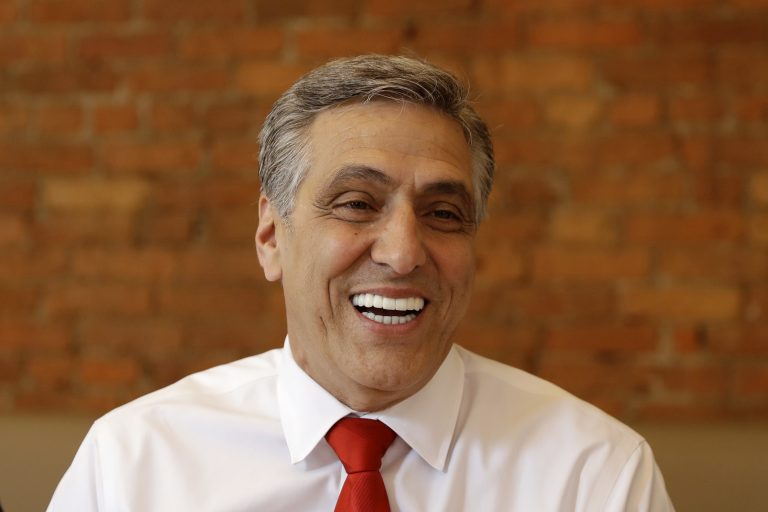 U.S. Rep. Lou Barletta, R-Pa., ushered a crackdown on undocumented immigrants. while he was mayor of Hazleton. (AP photo/Matt Slocum)