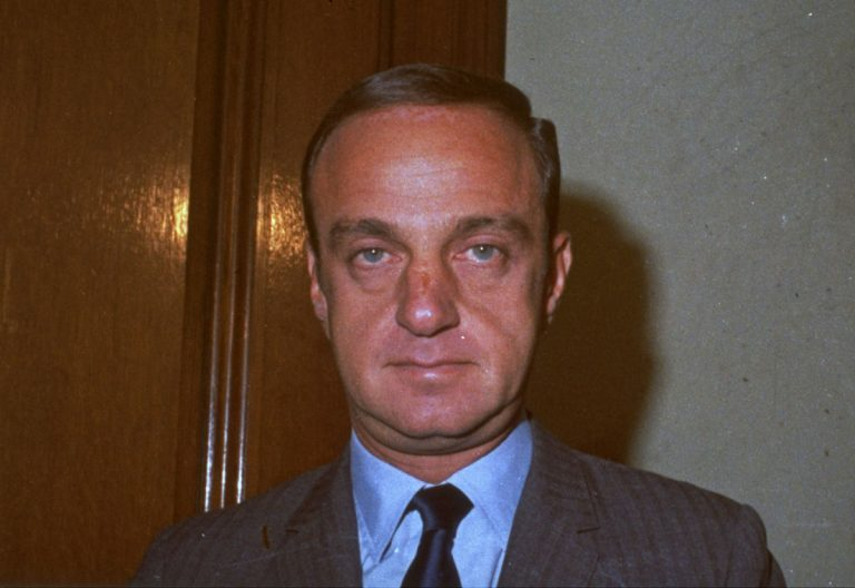Attorney Roy Cohn, former U.S. Senate Committee Counsel, is shown in a January 1969 photo. (AP Photo)
