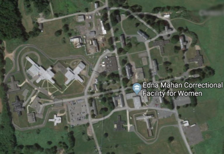 Edna Mahan Correctional Facility for Women in Clinton, New Jersey (Google Maps https://goo.gl/maps/QBnmSjENV1r)
