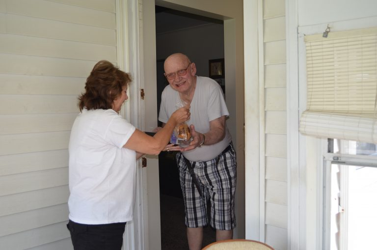 More than 4,000 seniors rely on Delaware's Meals on Wheels program. (Courtesy of Meals on Wheels)