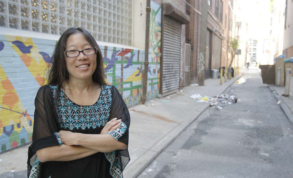 Gayle Isa, the founding director of the Asian Arts Initiative in Philadelphia, will be stepping down from that post after 25 years on the job. (Courtesy of Asian Arts Initiative)