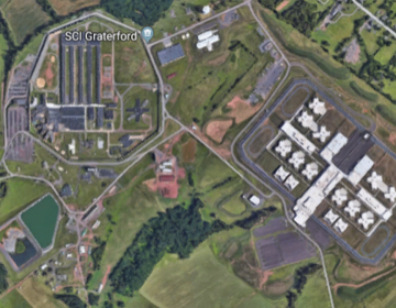 Graterford Prison and SCI Phoenix Project in Pennsylvania (https://goo.gl/maps/2iMTaZiqphH2)