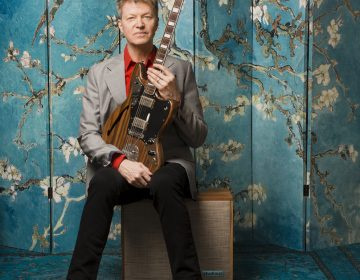 Nels Cline will offer a homage to Philly's storied music history with