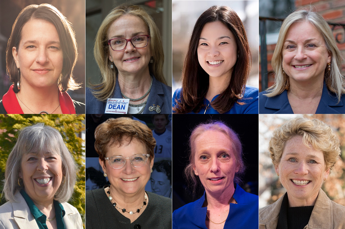 Pa  women poised to make history in congressional delegation after
