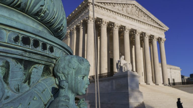 The Supreme Court decided two key criminal justice cases Monday, upholding individual rights. J. Scott Applewhite/AP