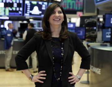 current New York Stock Exchange chief operating officer, will become the exchange's 67th president starting Friday. She will be its first female leader in the exchange's 226-year history. (Richard Drew/AP)