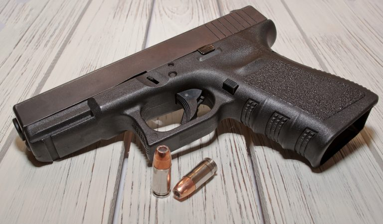 Pennsylvania legislation to compel those convicted of domestic abuse to give up their guns more quickly awaits Gov. Tom Wolf's signature. (Image Big Stock)